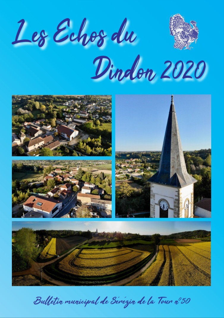 couverture dindon 2020